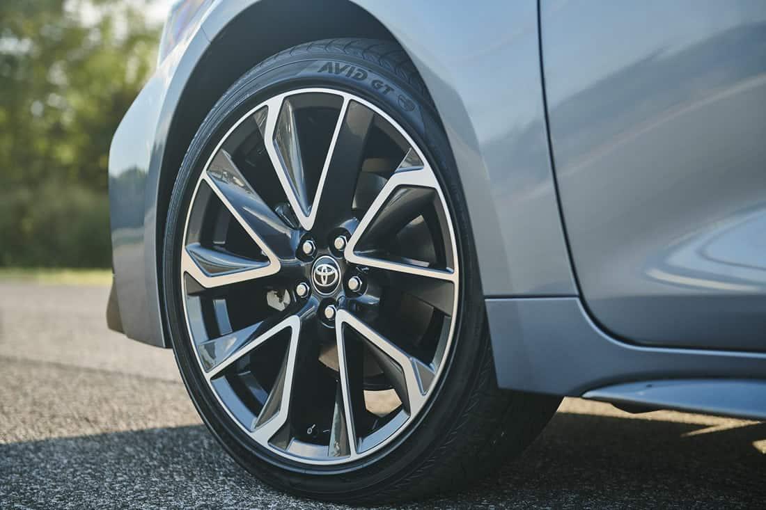 melhor pneu para toyota corolla