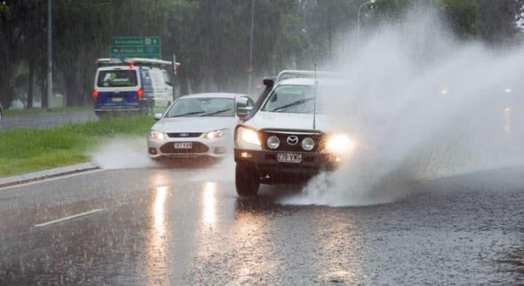 pneus para evitar aquaplanagem
