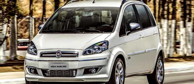 Melhores Pneus para Fiat Idea