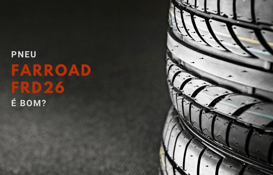 pneu Farroad FRD26