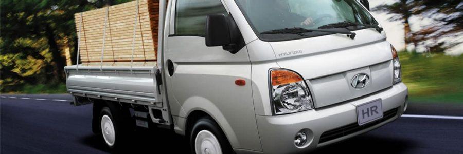 caminhão da hyundai