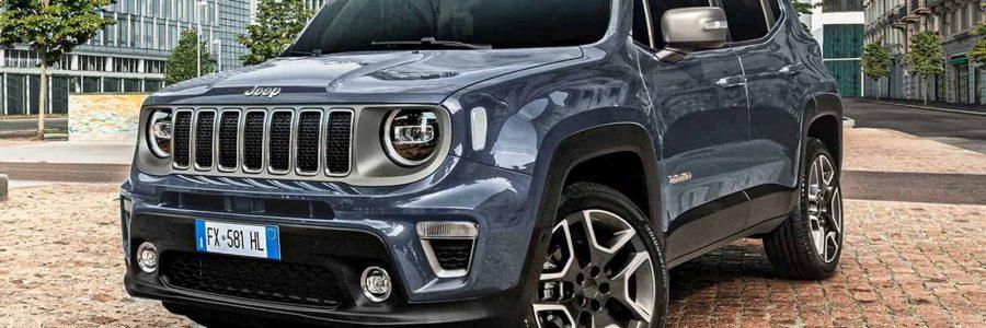 melhores pneus para Jeep Renegade