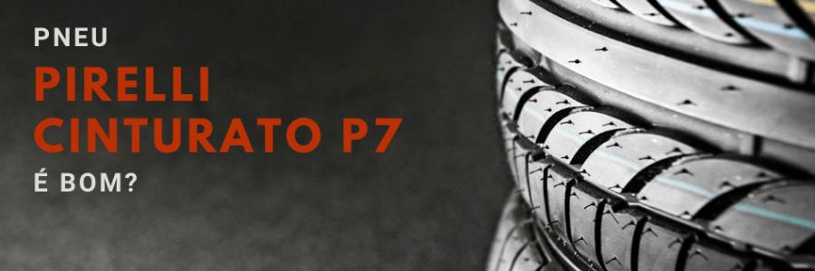 Pneu Pirelli Cinturato P7