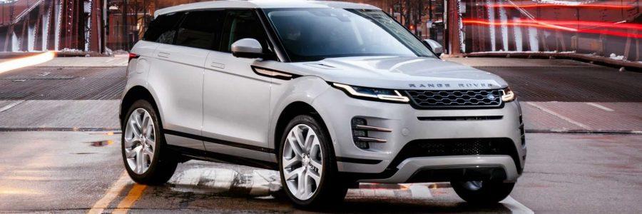 melhores pneus para Range Rover Evoque